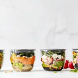 10 Easy Vegan Packed Lunch…