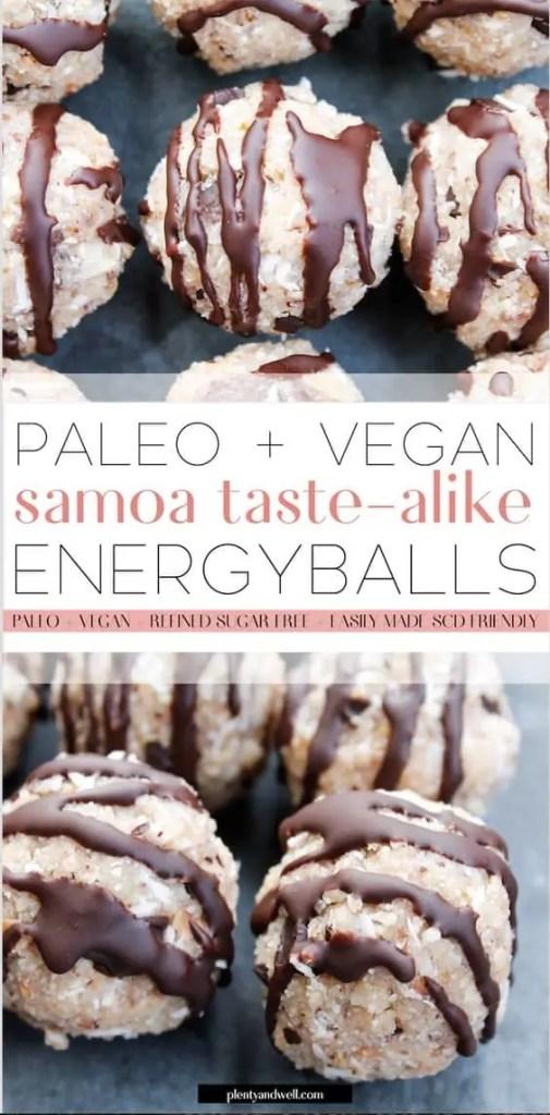 Samoa Energy Balls