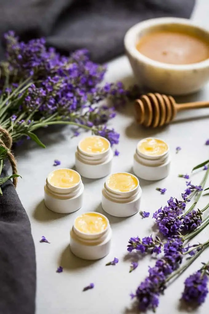 Honey Lavender Lip Balm