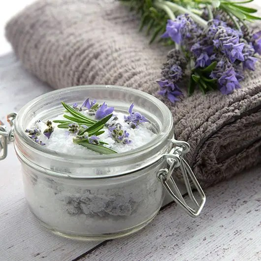 Back Pain Aromatherapy Bath Salts