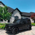 2019 Mercedes G63 Amg On Agl57 Monoblock Agluxury Wheels Blog