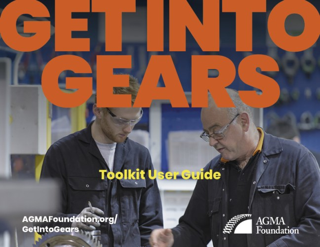 Get Into Gears Toolkit User Guide
