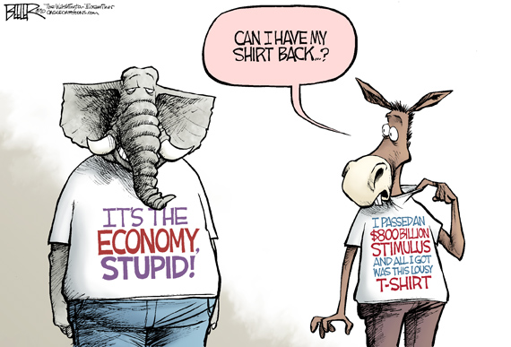 Image result for it's the economy stupid
