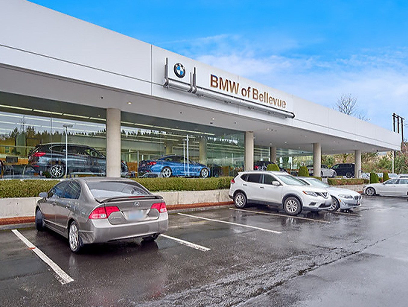 Sale Announcement: BMW of Bellevue Property