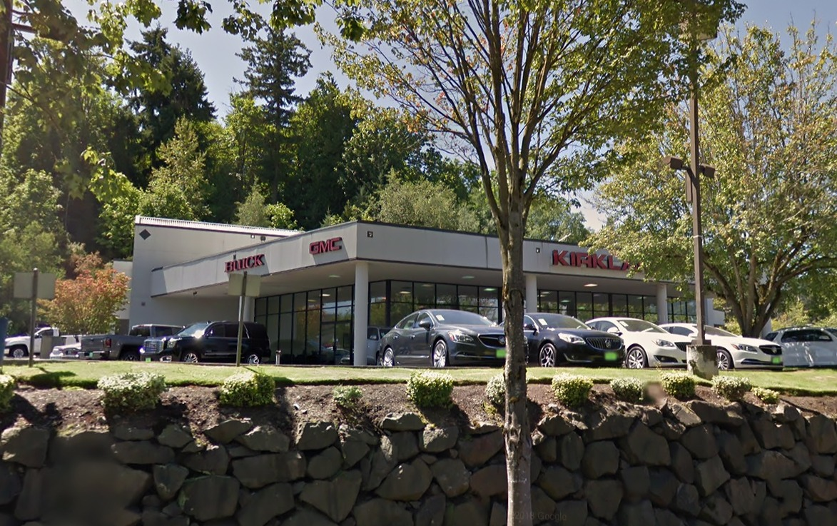 Totem Lake Auto Property For Lease