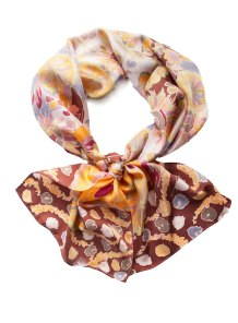 agnes-ashe-hand-painted-silk-scarf-ardith-umber-tied-copy