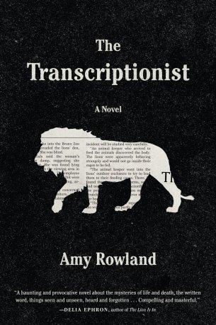 The Transcriptionist cover