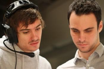 Writer Evan Furlong & Director Matt Hatswell