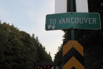 This way to Vancouver