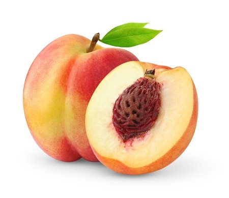 national peach month