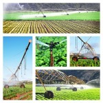 irrigation systems in agriculture fileds