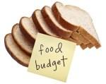 food budgets