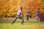 Fall fitness program