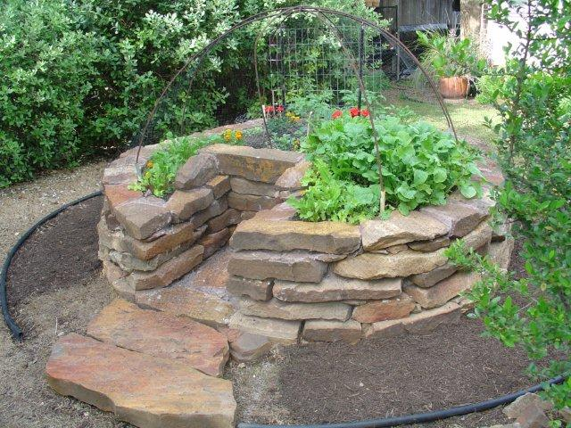 Keyhole Garden   AgNet West
