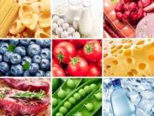 food-collage consumers