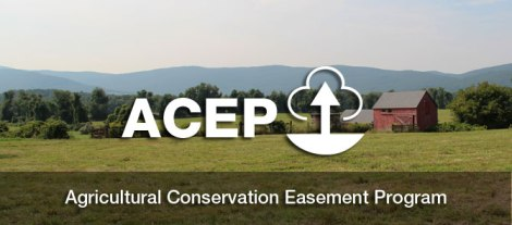 Agricultural Conservation Easement Program (ACEP)