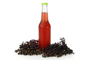 American Elderberry Lemonade