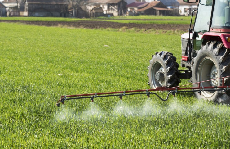 Chlorpyrifos Sales