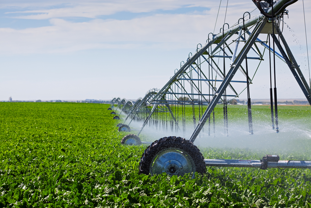 $2.5 Million Available to Improve Agricultural Water Efficiency in California