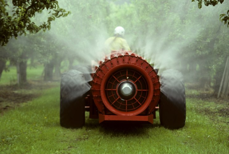 spray rigs