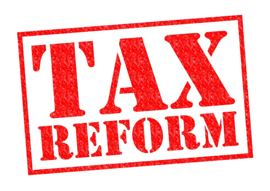 tax reform perdue