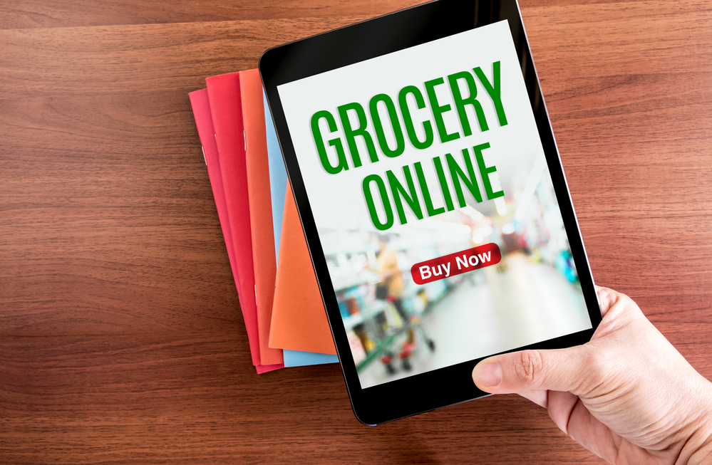 Online Grocery Sales on Track to Being $100 Billion Industry