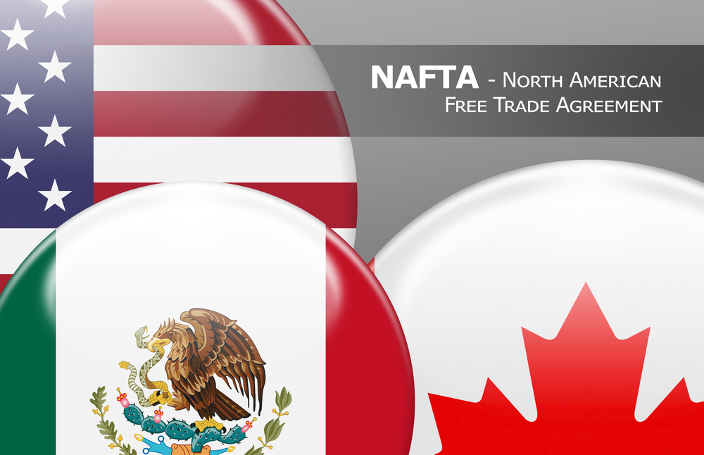 Mexico Seeks Closing Seven NAFTA Chapters in Next Round