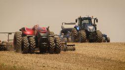 autonomous tractors