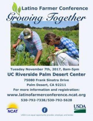Latino Farmer Conference