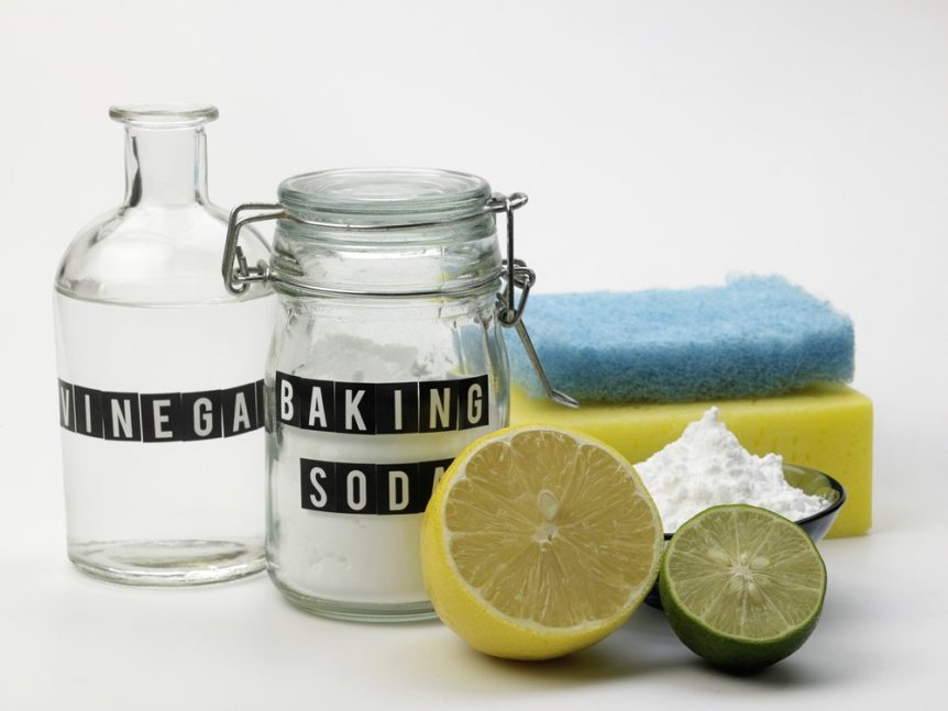 natural cleaning ingredients
