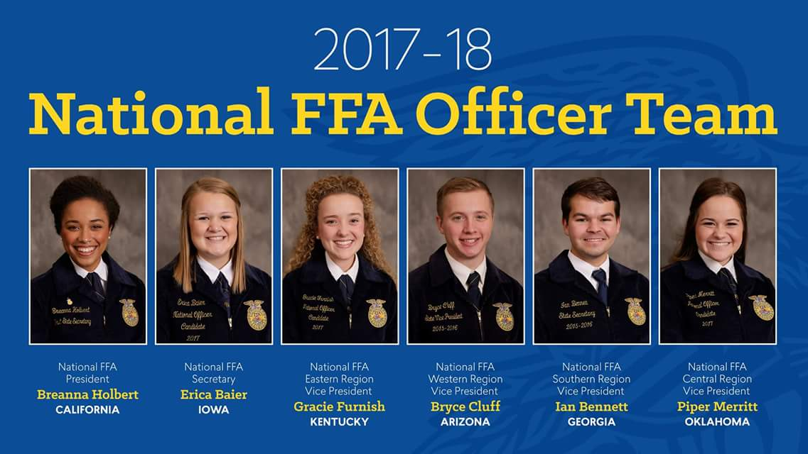 Agri View: FFA Strong Leadership