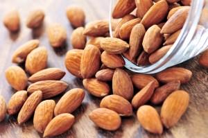 almond exports