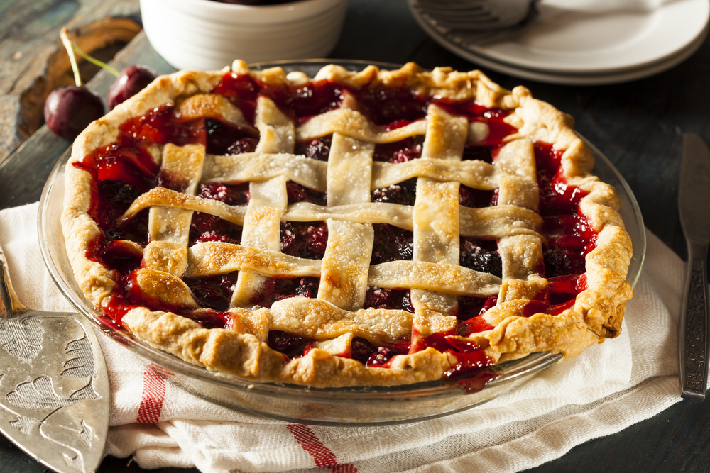 Celebrating National Cherry Pie Day