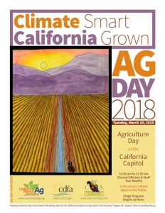 California Agriculture Day