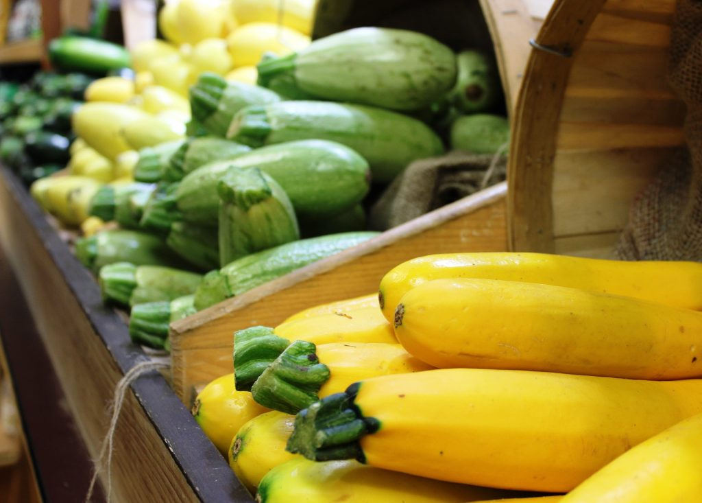 Harvest / Storage Tips for Summer Squash