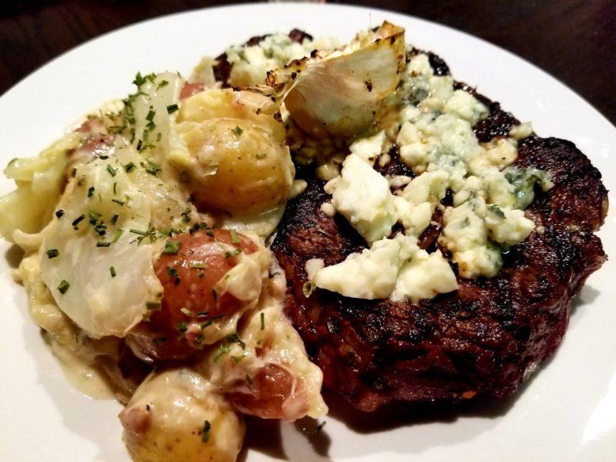 Vegetarian Colcannon Potatoes