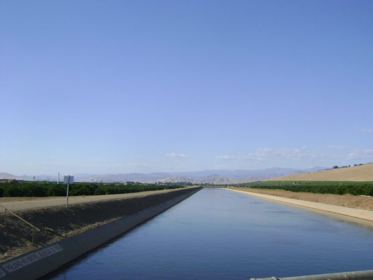 San Joaquin Valley Canals - Restoration of Essential Conveyance Act