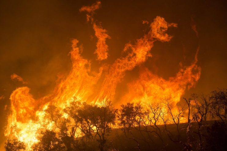 Emergency Wildfire and Public Safety - wildfire bill