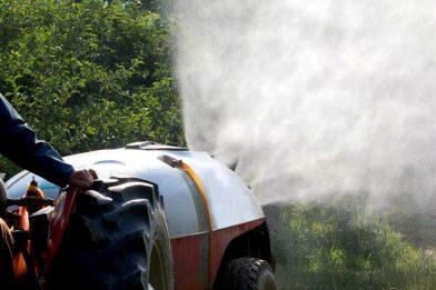 Pesticide Events