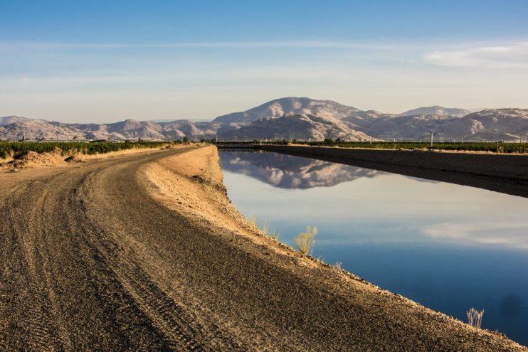 Friant-Kern Canal Repairs
