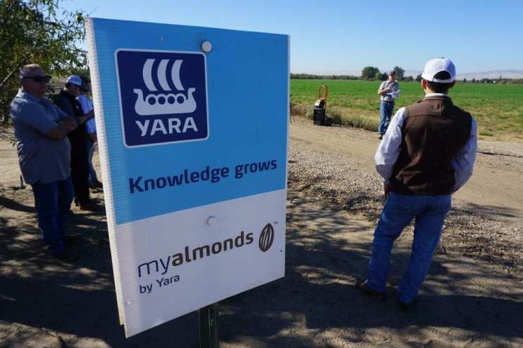Yara Incubator Farm