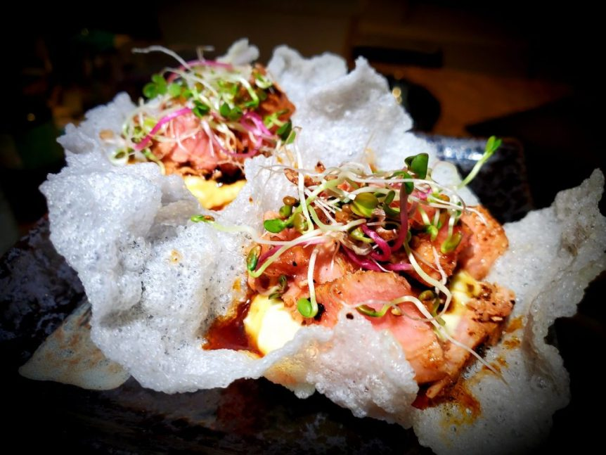 The California Kitchen: Blackened Seared Ahi