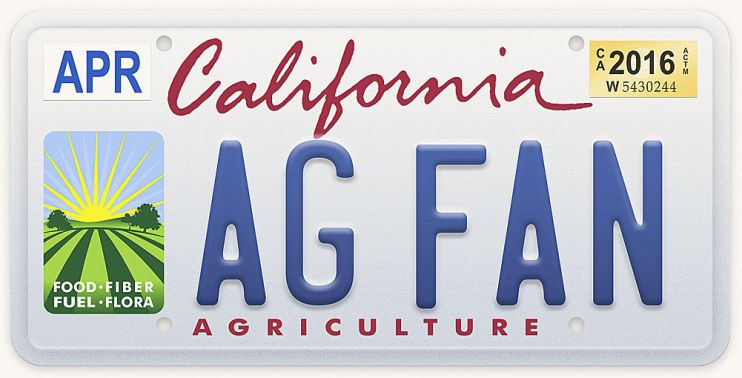 CDFA Accepting Proposals for 2020 CalAgPlate Grant Program