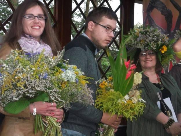Magdalena Cybulska, Kacper Płusa, AJ fot. Małgorzata Zawisza