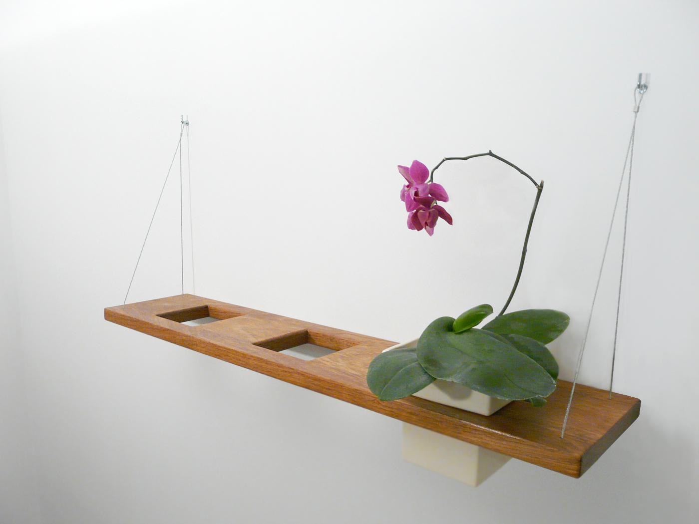 Flower Shelf Agnieszka Pikus