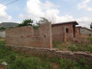 village d'Agnipuri aujourd'hui