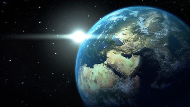Это будет вовсе не апокалипсис, а чудесное обновление для жизни Нового Мира планеты.