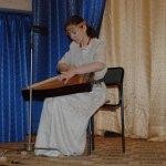 Любовь Бусурнова исполняет любимые мелодии Марии Филипповны