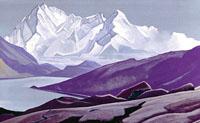Н.К.Рерих. Гималаи