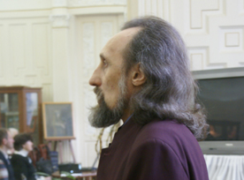 Михаил Николаевич Чирятьев – вице-президент МЛЗК, советник РАЕН, почетный председатель СПб отделения МЦР